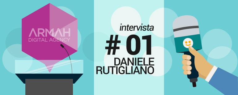 Daniele Rutigliano Armah Interviste