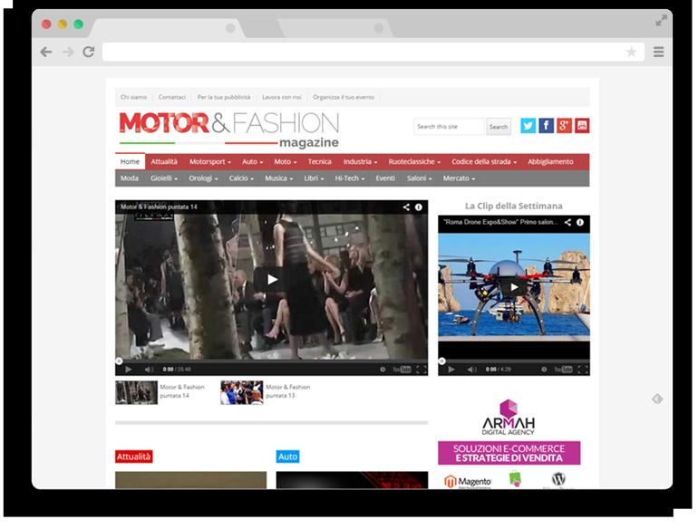 Motor & Fashion