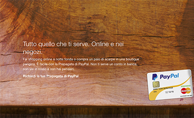 paypal come gateway di pagamento on line per antonomasia