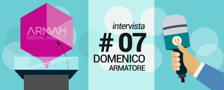 Intervista #7: Domenico Armatore