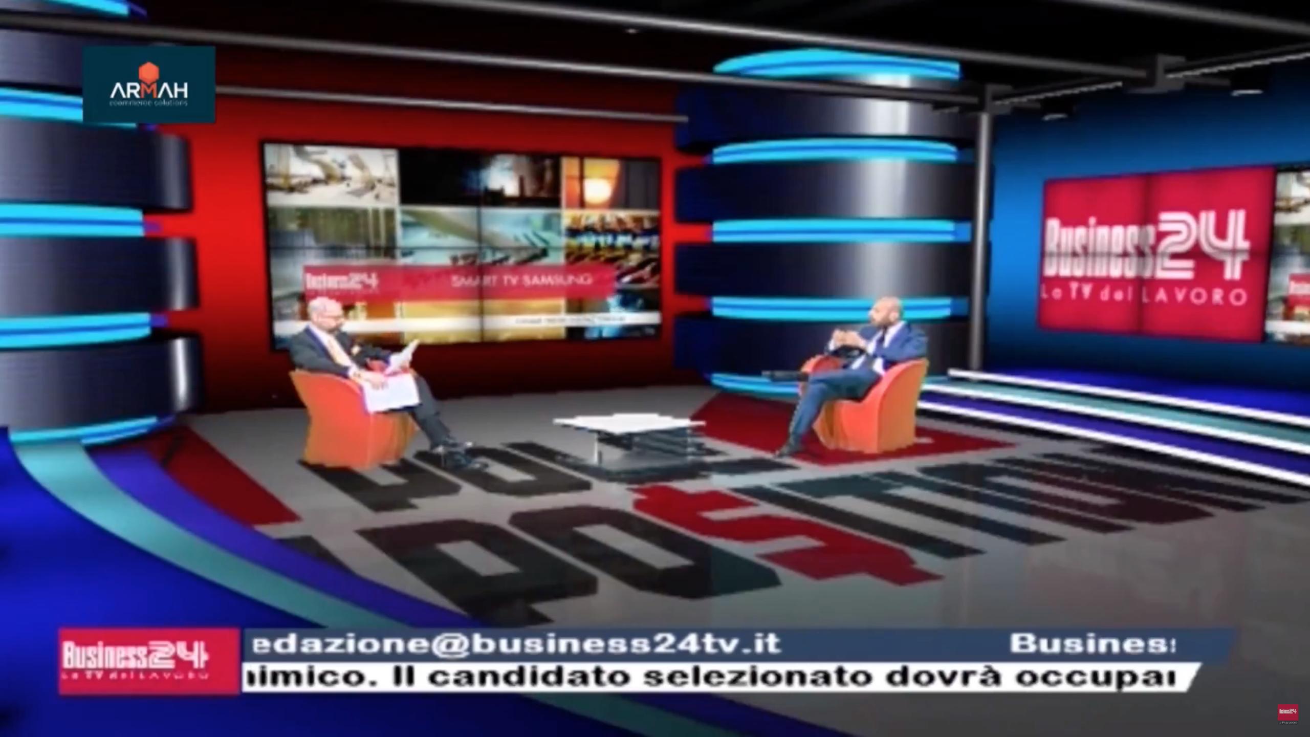 Intervista a Pole Position su Canale Italia